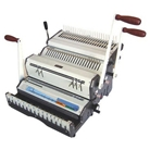 Akiles DuoMac C41ECI 4:1 Coil & Comb Binding Machine with El...