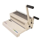 "Akiles MegaBind-1 14"" Plastic Combs Binding Machine & Punch"