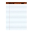 TOPS The Legal Pad Legal Pad, 8-1/2 x 11-3/4 Inches, Perfora...