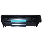 Compatible HP Q2612A Black Toner Cartridge for use in LaserJ...