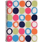 Mead Shape It Up Notebook, 10-1/2 x 8-Inches, 1-Subject, 70c...