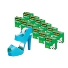 Scotch 3/4 x 1000 Inches Sandal Shoe Tape Dispenser with Mag...