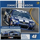 Jimmie Johnson 2014 Deluxe Wall Calendar