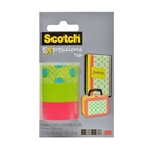 Scotch Expressions Magic Tape/ 3/4 x 300 Inches/ Blue Green/...