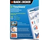 BLACK + DECKER TimeShield Thermal Laminating Pouches, Letter...