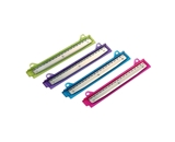 Bostitch Ring Binder 3 Hole Punch, 5 Sheets, Assorted Colors...