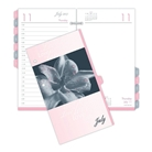 Day-Timer Pink Ribbon Calendar, 3.5 x 6 Inches, Fits Standar...