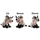 Disney Store The Lion King Hyena Stuffed Animal Gift Set fea...