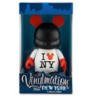 Disney Vinylmation New York Series 9'' Figure I Mickey NY Sh...