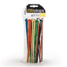 Dotz Permanent Cord Straps for Cord and Cable Management, 35...