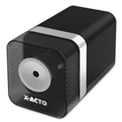 "Electric Pencil Sharpener, 3-1/2"" x8-1/8"" x4"", Black"