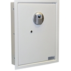 FW-1814Z Biometric (Fingerprint) Wall Safe