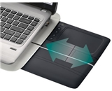 Logitech Touch Lapdesk N600 with Retractable Multi-Touch Tou...