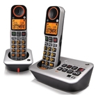 GE Easy to Use Amplified Cordless Dual Handset Speakerphone ...