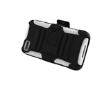 Eagle Cell Hybrid Rugged TUFFSUIT with Kickstand for BlackBerry