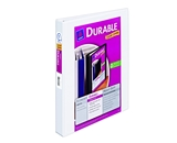 Avery Durable View Binder with 1-Inch Slant Ring, Holds 8.5 ...