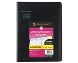 AT-A-GLANCE 2014-2015 Academic Year QuickNotes Weekly and Mo...