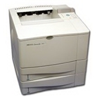 HP LaserJet 4000TN RF LaserJet Printer