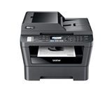 Brother MFC-7860DW Multifunction Printer with Fax & Automati...