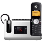 Motorola DECT 6.0 Cordless Phone with Digital Answering Syst...