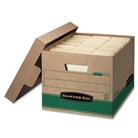 NEW - Stor/File Extra Strength Storage Box, Letter/Legal, Kr...