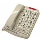 Northwestern Bell Big-Button Corded Phone Plus with 13-Numbe...
