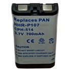 Original Panasonic Ni-MH Rechargeable Cordless Phone Battery...