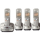 Panasonic KX-TG4024N DECT 6.0 PLUS Expandable Digital Cordle...
