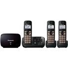 Panasonic KX-TG4753B DECT 6.0 Cordless Phone with Answering ...