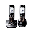 Panasonic KX-TG7532B DECT 6.0 PLUS Expandable Digital Cordle...
