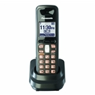Panasonic KX-TGA641T Extra Handset for the KX-TG64xx Series,...
