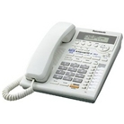 Panasonic KX-TS3282W 2-Line Corded Phone with Caller ID and ...