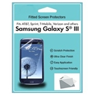 PiGGyB Screen Protector for Samsung Galaxy S III, 1pk Wirele...