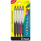 Pilot VBall RT Retractable Rolling Ball Pens, Extra Fine Poi...