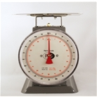 "Spring Scale Painted Body  200-lb Spring Scale, 9-1/2"" Dial,..."