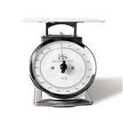 Spring Scale SS Body, Rotating Dial, Dashpot 5-lb Spring Sca...