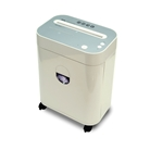Royal PX1000MX 10-Sheet CD/Floppy Cross Cut Shredder with Pu...