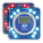 Smoked Guest Coaster Call Pager with LCD