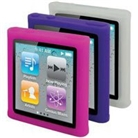Scosche glosSEE 3-Pack Skins Screen Protector for iPod nano ...