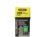 Stanley TRA205T 1,000 Units 5/16-Inch Light Duty Staples