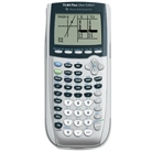Texas Instruments TI-84 Plus Silver Edition Graphing Calcula...