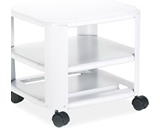 Master Products Mfg. Co. 24060 Mobile Three-Shelf Printer St...