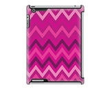 Uncommon LLC Cozy Chevron Magenta Deflector Hard Case for iP...