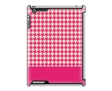 Uncommon LLC Houndstooth Pink Block Pink Deflector Hard Case...