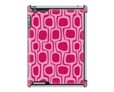 Uncommon LLC Deflector Hard Case for iPad 2/3/4, Pink Retro ...