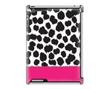 Uncommon LLC Deflector Hard Case for iPad 2/3/4, Moo Pink Bo...