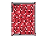Uncommon LLC Deflector Hard Case for iPad 2/3/4, Red Blocks ...