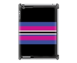 Uncommon LLC Deflector Hard Case for iPad 2/3/4 - Crew Strip...