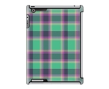 Uncommon LLC Deflector Hard Case for iPad 2/3/4, Plaid Green...