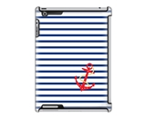 Uncommon LLC Deflector Hard Case for iPad 2/3/4, Anchor Stri...